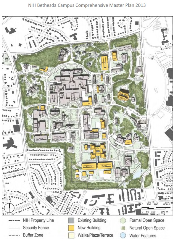 Nih Master Plan For Bethesda Campus Federal News Network