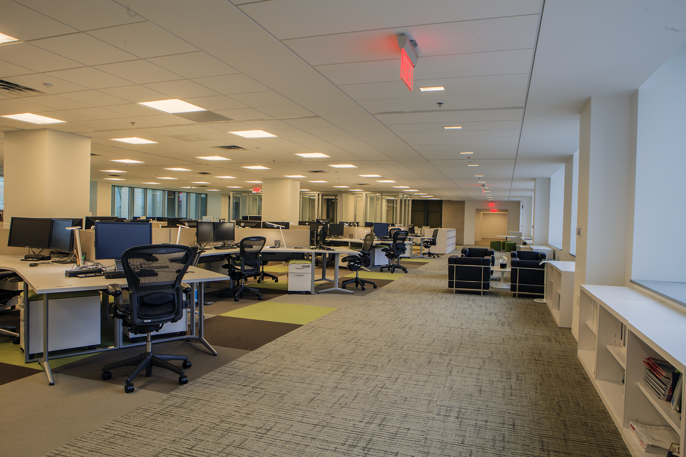 Gsa to add 1 000 more people to its dc headquarters - Office building interior design ideas ...