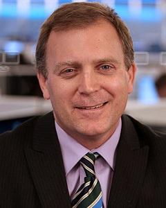 headshot of Brian Friel