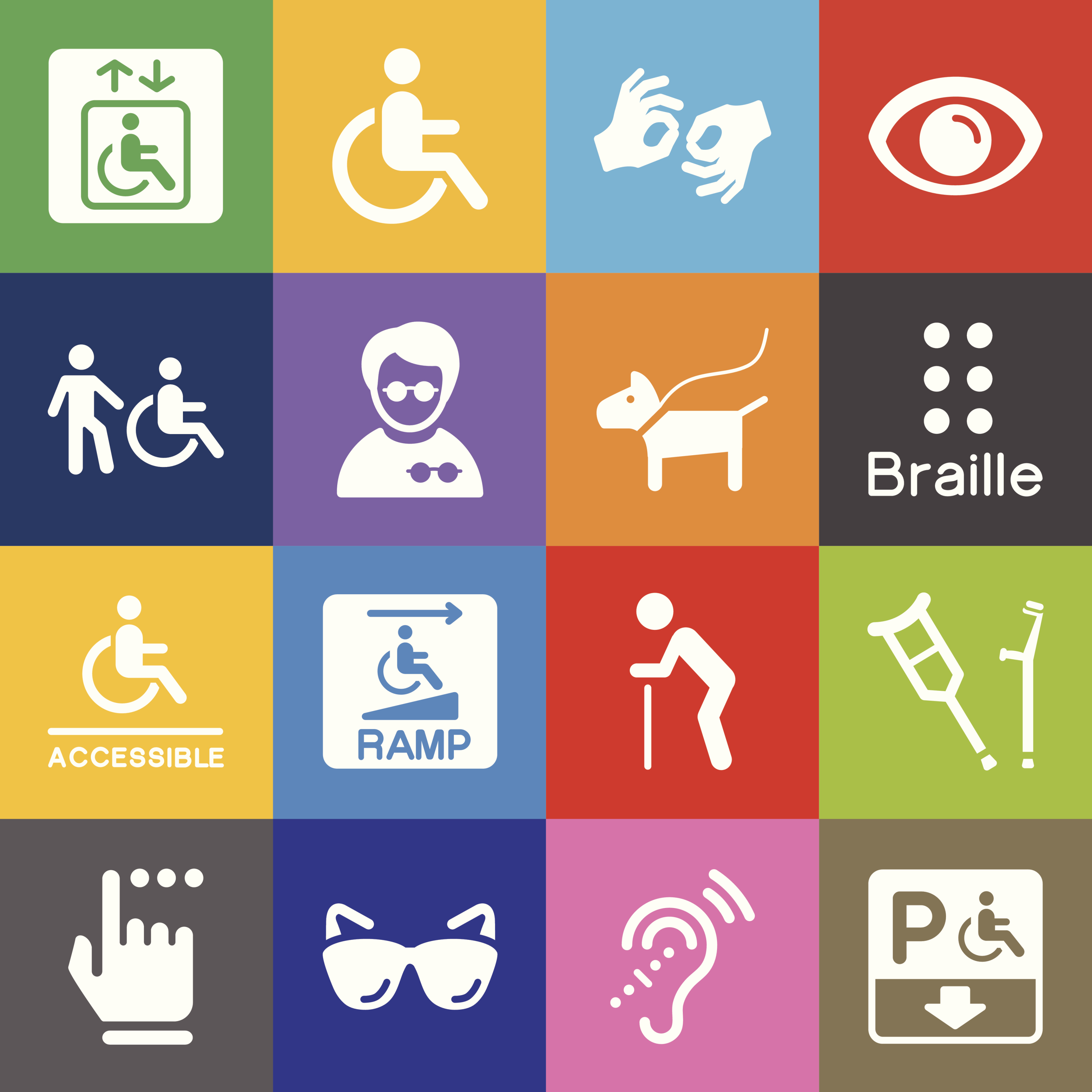 Accommodating people with disabilities dating of the exodus