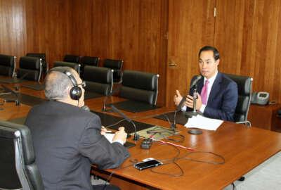 Federal Drive host Tom Temin interviews HUD Secretary Julian Castro.