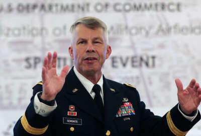 Todd Semonite, U.S. Army Corps of Engineers