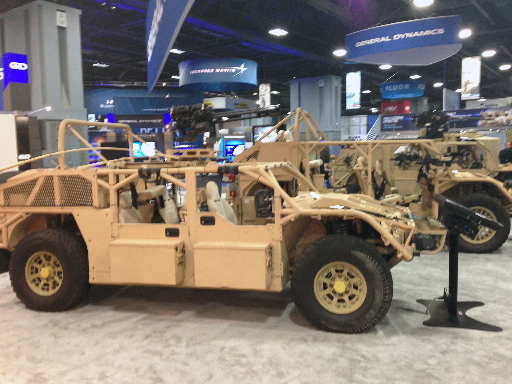 Federal Drive reports from 2015 AUSA Convention | Federal