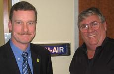 David Shea and Mark Amtower