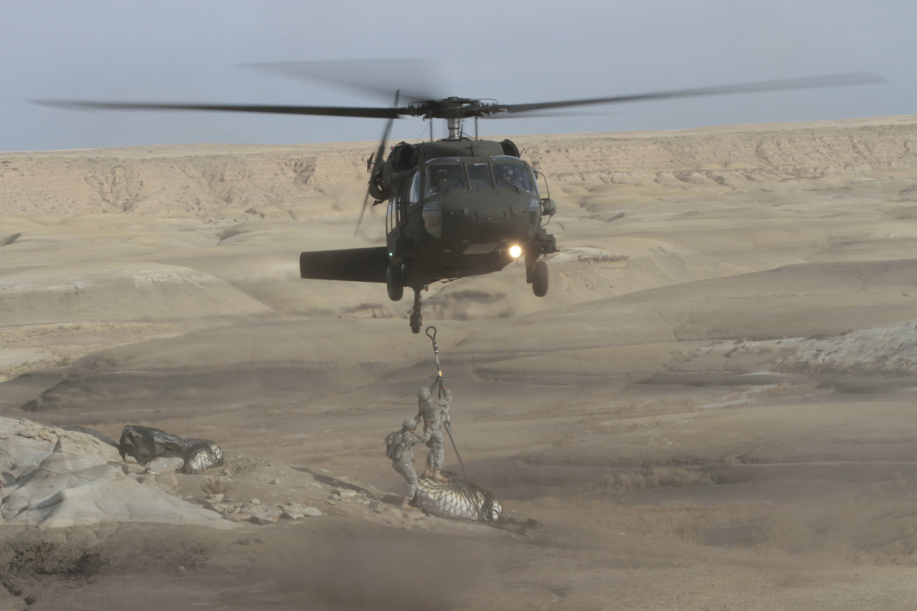 DoD in Action: N M  Guard moves rare fossil