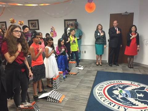 Citizenship these children's Halloween treat | Federal News