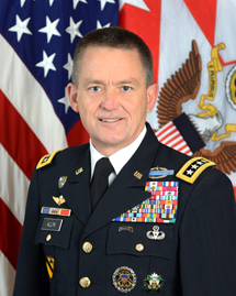 Gen. Daniel Allyn, vice chief of staff, Army