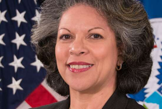 Headshot of Soraya Correa