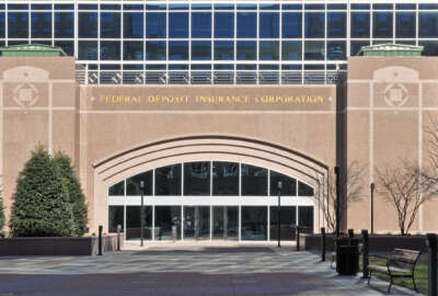Exterior of Federal Deposit Insurance Corporation