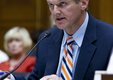 Greg Long, executive director of FRTIB