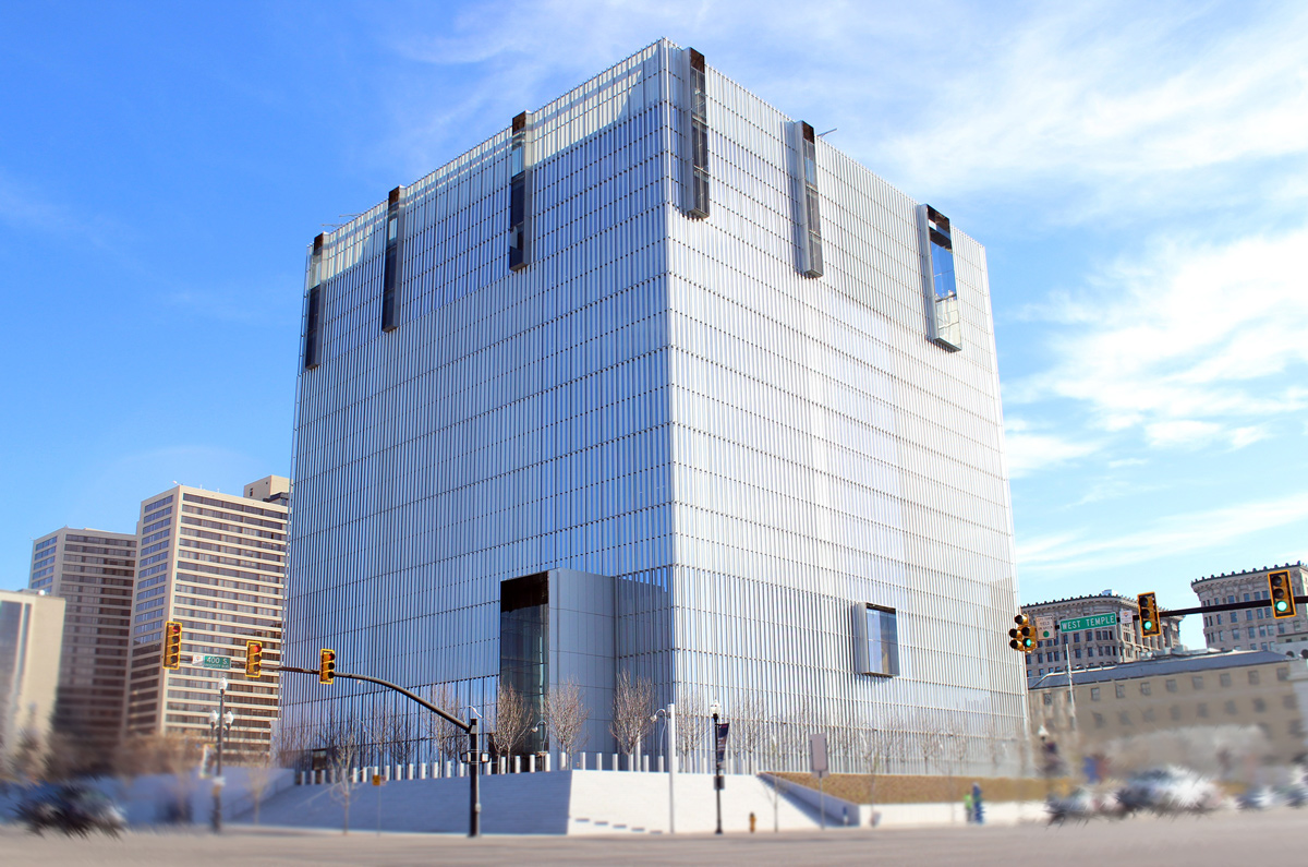 Thinking outside the box: 17 federal buildings with award-winning design