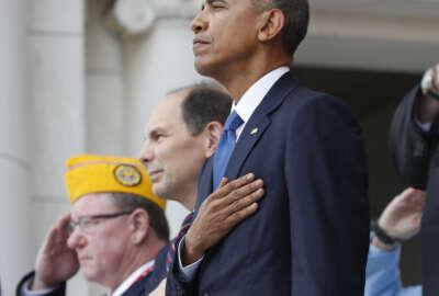 Barack Obama, Robert A. McDonald, Robert Swan