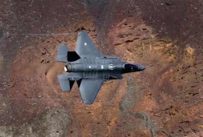 Lockheed Martin F-35A Lighting II