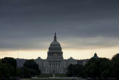 The Capitol in Washington is seen early Thursday, July 27, 2017, as the Republican majority in Congress remains stymied by their inability to fulfill their political promise to repeal and replace