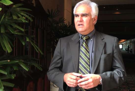 Customs and Border Protection Chief Information Officer Sonny Bhagowalia