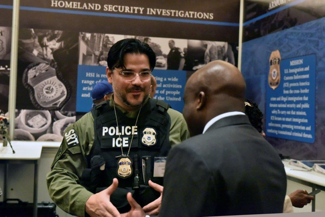 With big recruitment goals, DHS is learning in-person hiring