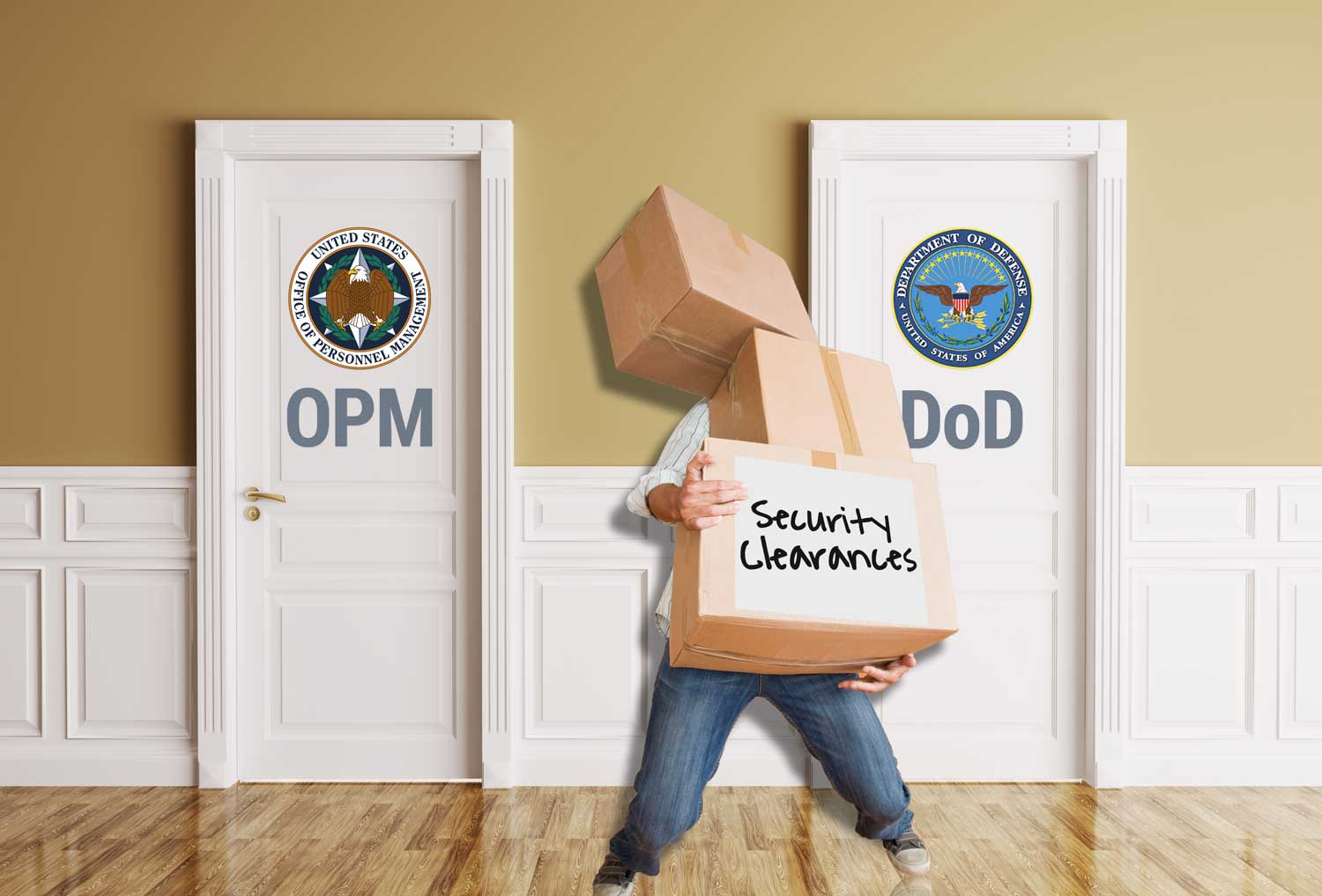 Why OPM is warning against DoD reclaiming the security clearance