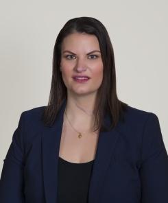 Head shot of Debra D'Agostino
