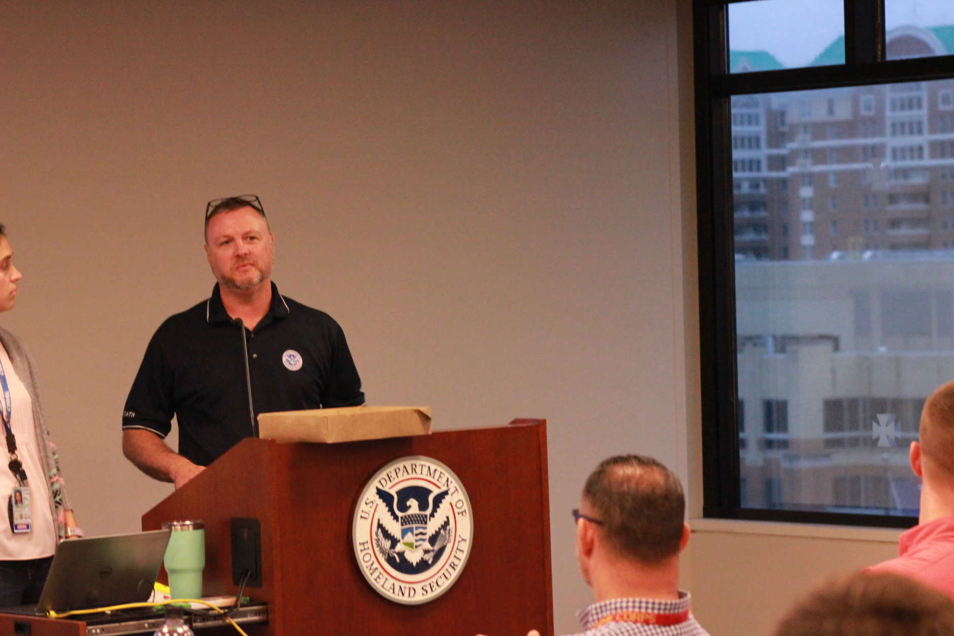 DHS NCATS meets under one roof in first all-hands meeting | Federal