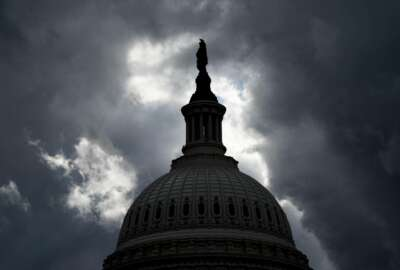 The Capitol Building in Washington, Tuesday, Jan. 23, 2018. What if they shut down the government and no one cared? In communities across America, many voters barely noticed the latest spasm of dysfunction in Washington. Those who did are angry and frustrated with their elected leaders.  (AP Photo/Andrew Harnik)
