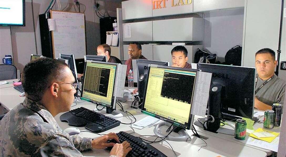 JRSS, defense cyber, computer