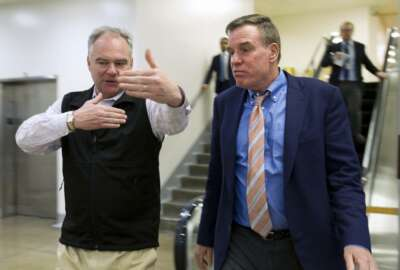 Tim Kaine, Mark Warner