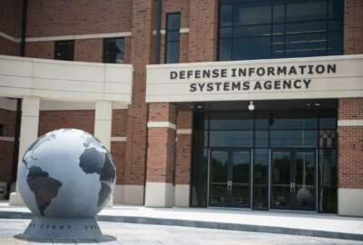DISA Defense Information Systems Agency Headquarters