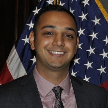 Mittal Desai is the chief information security officer at FERC.