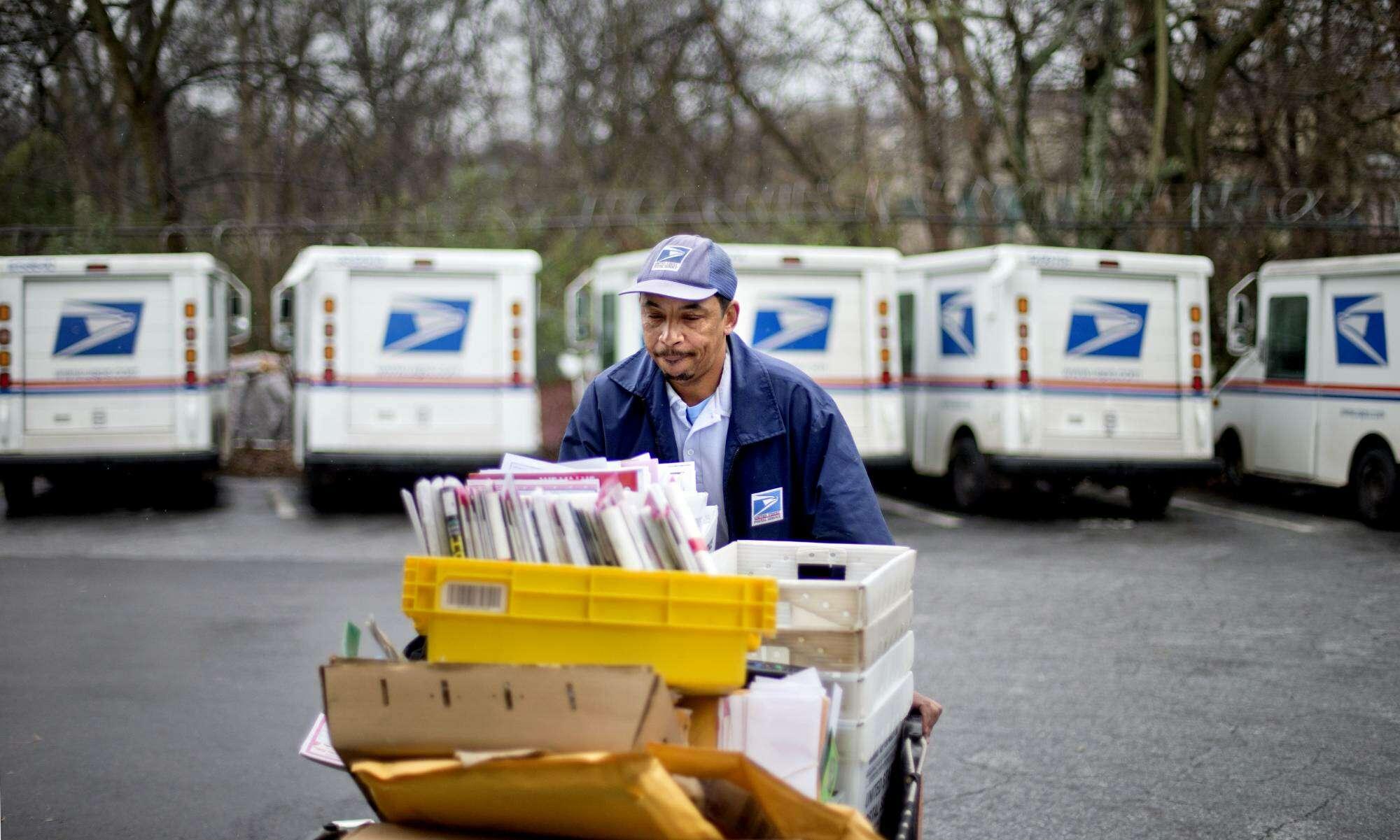 postal service five year business plan