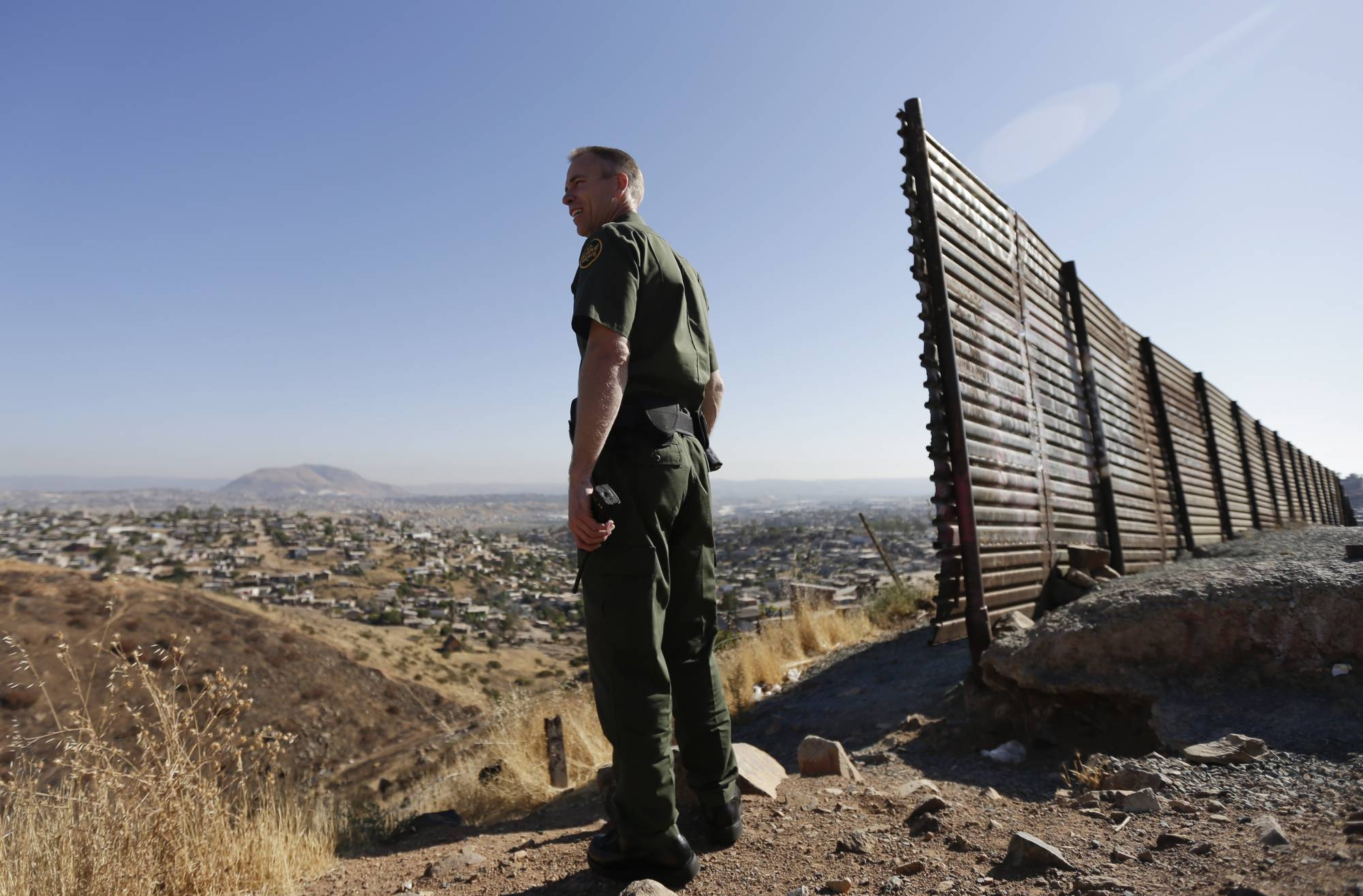 CBP sees some glimmers of progress but still can't meet recruitment