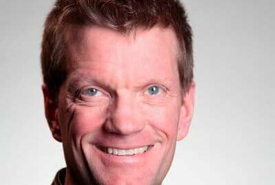 Head shot of Mike Olson