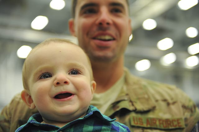 Air Force expands paid parental leave to up to 21 days