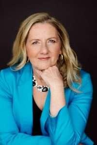 Head shot of Judy Schramm