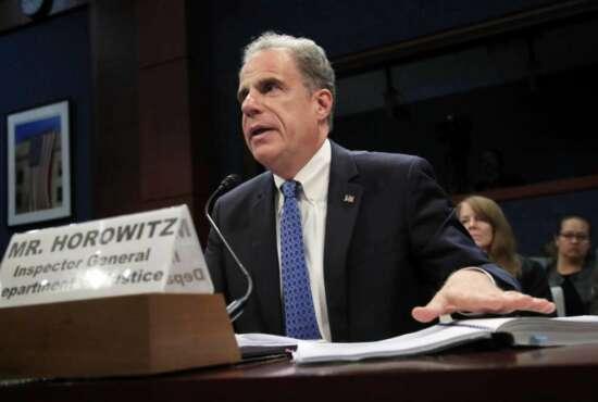 Michael Horowitz, DOJ IG