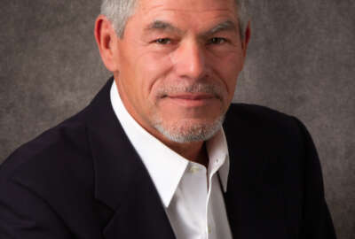 Head shot of John Higginbotham