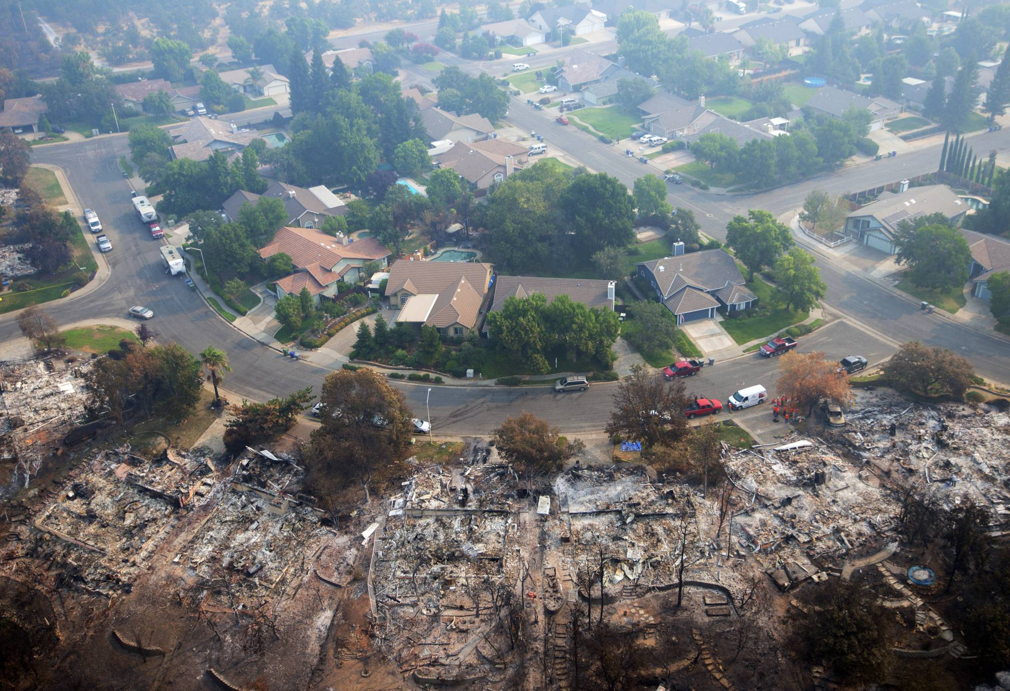 Crews Make Progress Battling Southern California Wildfire Federal News Network