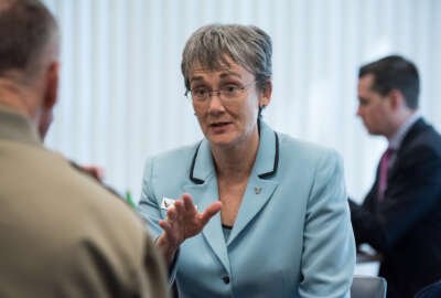 Air Force Secretary Heather Wilson