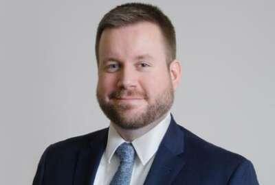 Head shot of Chris Milroy