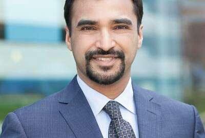 head shot of Zulfikar Ramzan