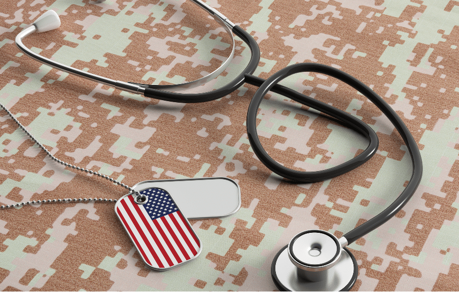 Military family members take health care cost concerns right to the top