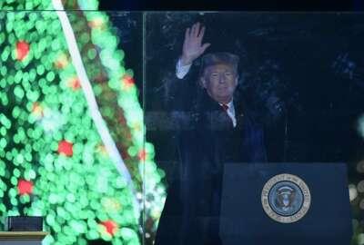 Donald Trump, Christmas Eve
