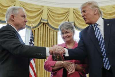 Donald Trump, Jeff Sessions, Mary Sessions