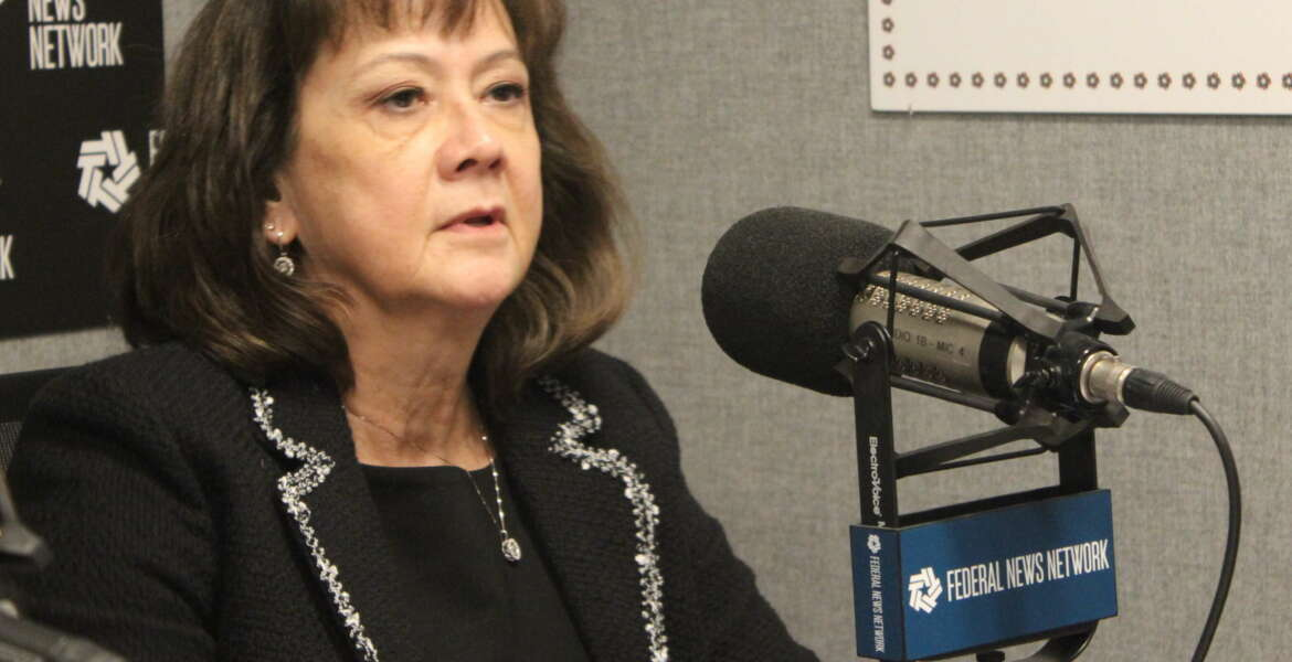 Karen Evans is expected to be the new DHS CIO.