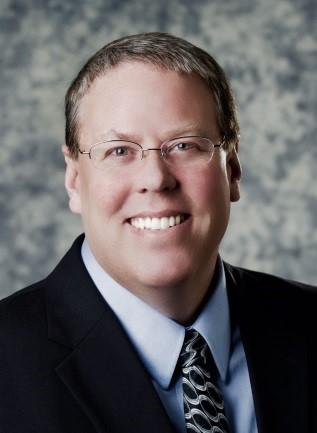 Head shot of Erik Buice