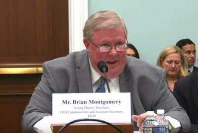 Brian Montgomery Housing and Urban Development HUD Congress Appropriations