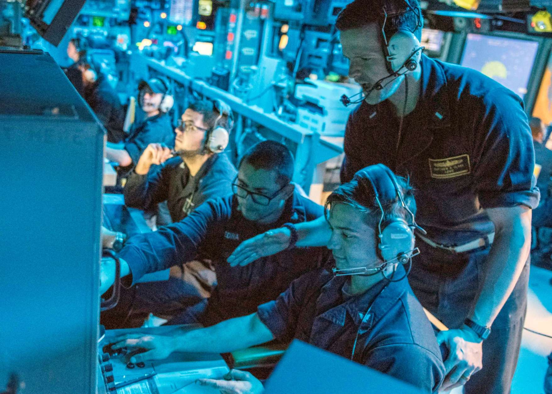 Navy ramping up adoption of new pay and hiring system for cyber