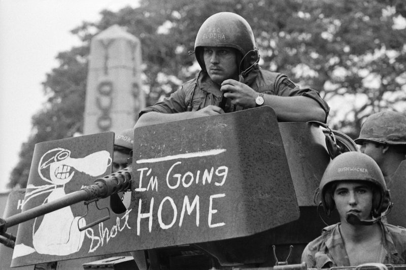 Image result for last u s combat troops leave vietnam 1972