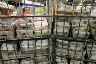 USPS Mailroom