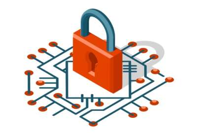 Isometric web security technology digital internet cyber protection icon 3d vector illustration