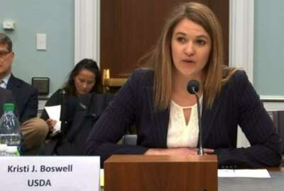 Kristi Boswell USDA Agriculture Department Congress relocation